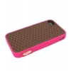 Vans iPhone 4 Case Magenta