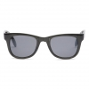 Okulary Vans Foldable Spicoli Transparent Black