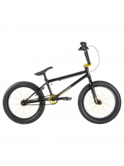 "Rower BMX Fit Eighteen 18"" Black"
