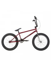 Rower BMX Fit TRL Trans Red