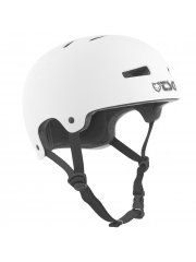 Kask TSG Evolution Youth Solid Color Satin White
