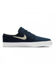 Buty Nike SB Zoom Stefan Janoski Canvas Obisdian / Light Cream - White