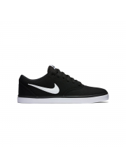 Buty Nike SB Check Solarsoft Canvas Black / White