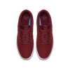 Buty Nike SB Check Solarsoft Canvas Dark Team Red / Black-White