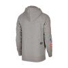 Bluza Nike SB Icon GFX Dark Grey Heather / White Hoodie