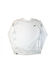 Longsleeve DUB Crown White