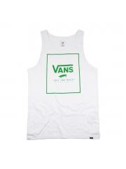 Koszulka Vans Print Box Tank Top White / Green