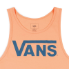Koszulka Vans Classic Tank Top Apricot / Ice Copen