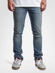Spodnie Vans V76 Skinny Indigo Light