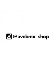Naklejka @avebmx_shop