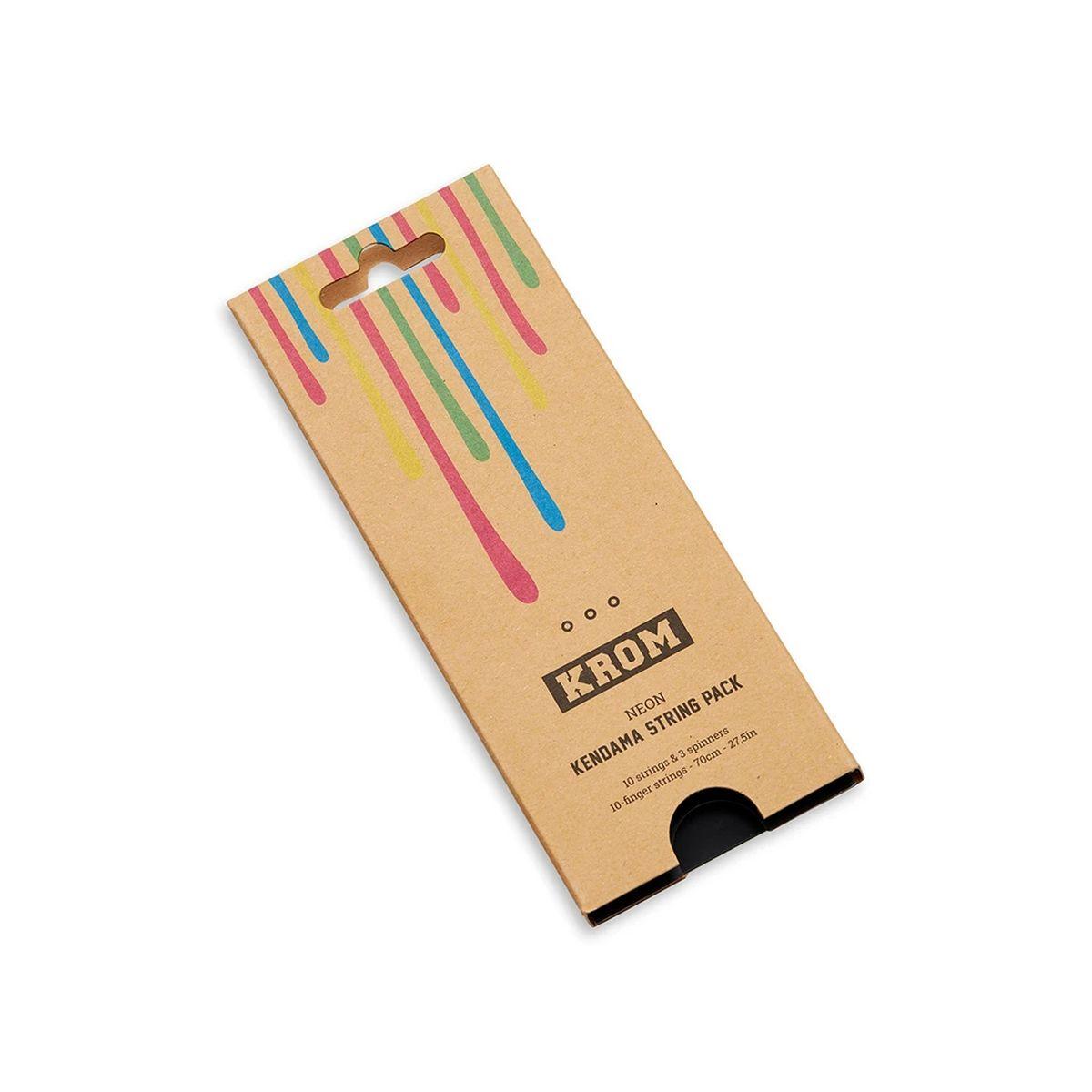Zestaw Krom String Pack Neon