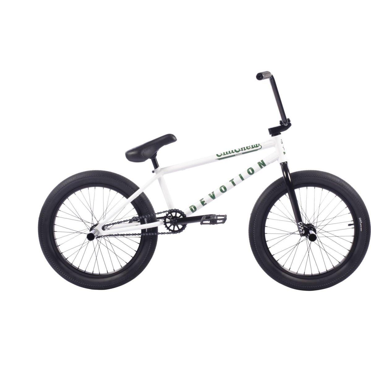 Rower BMX Cult Devotion-P 2021 Panza White