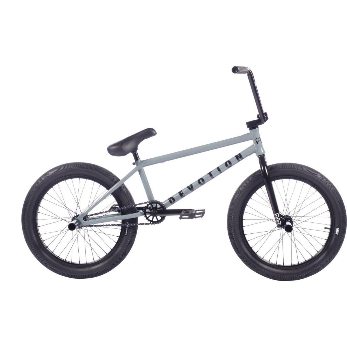 Rower BMX Cult Devotion-B 2021 Grey