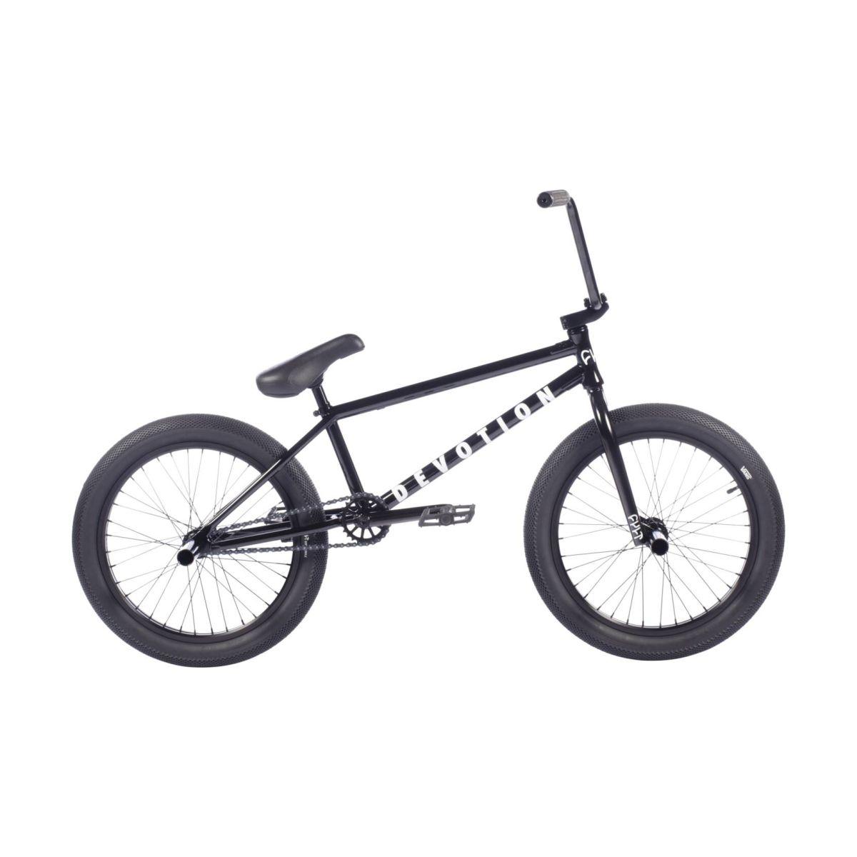 Rower BMX Cult Devotion-A 2021 Black