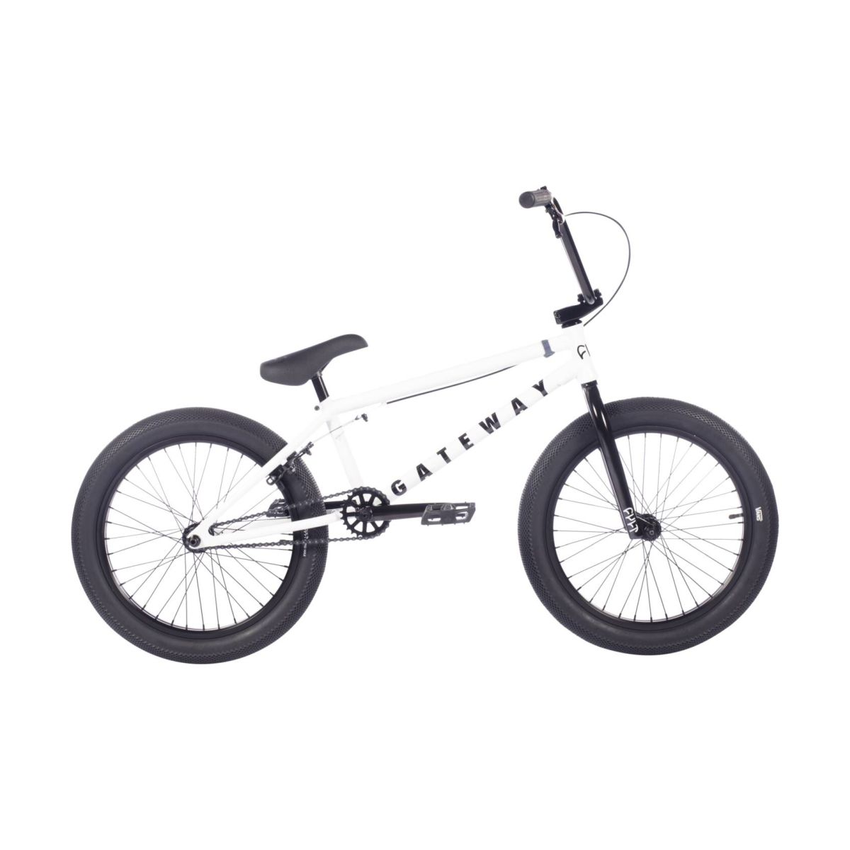 Rower BMX Cult Gateway-D 2021 White