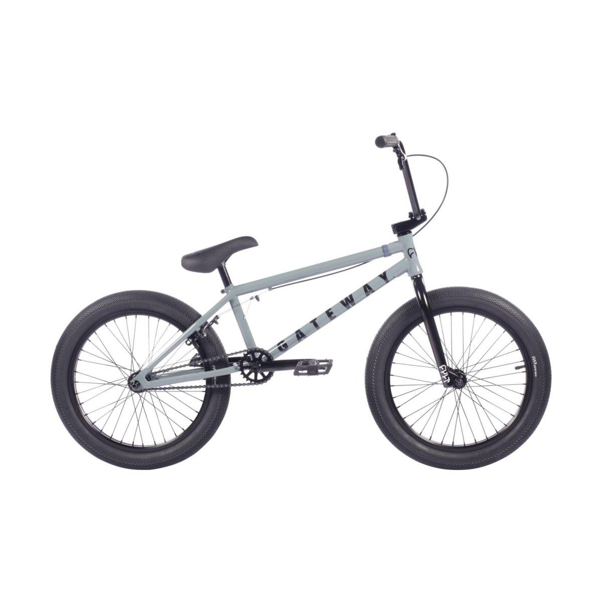 Rower BMX Cult Gateway-C 2021 Grey