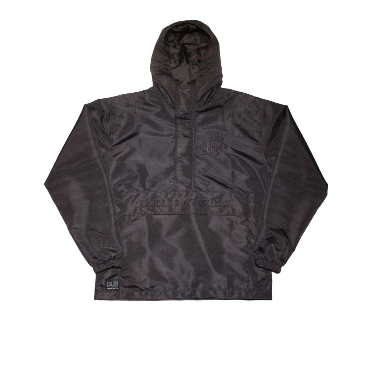 Kurtka DUB Highlife Pullover Jacket Black