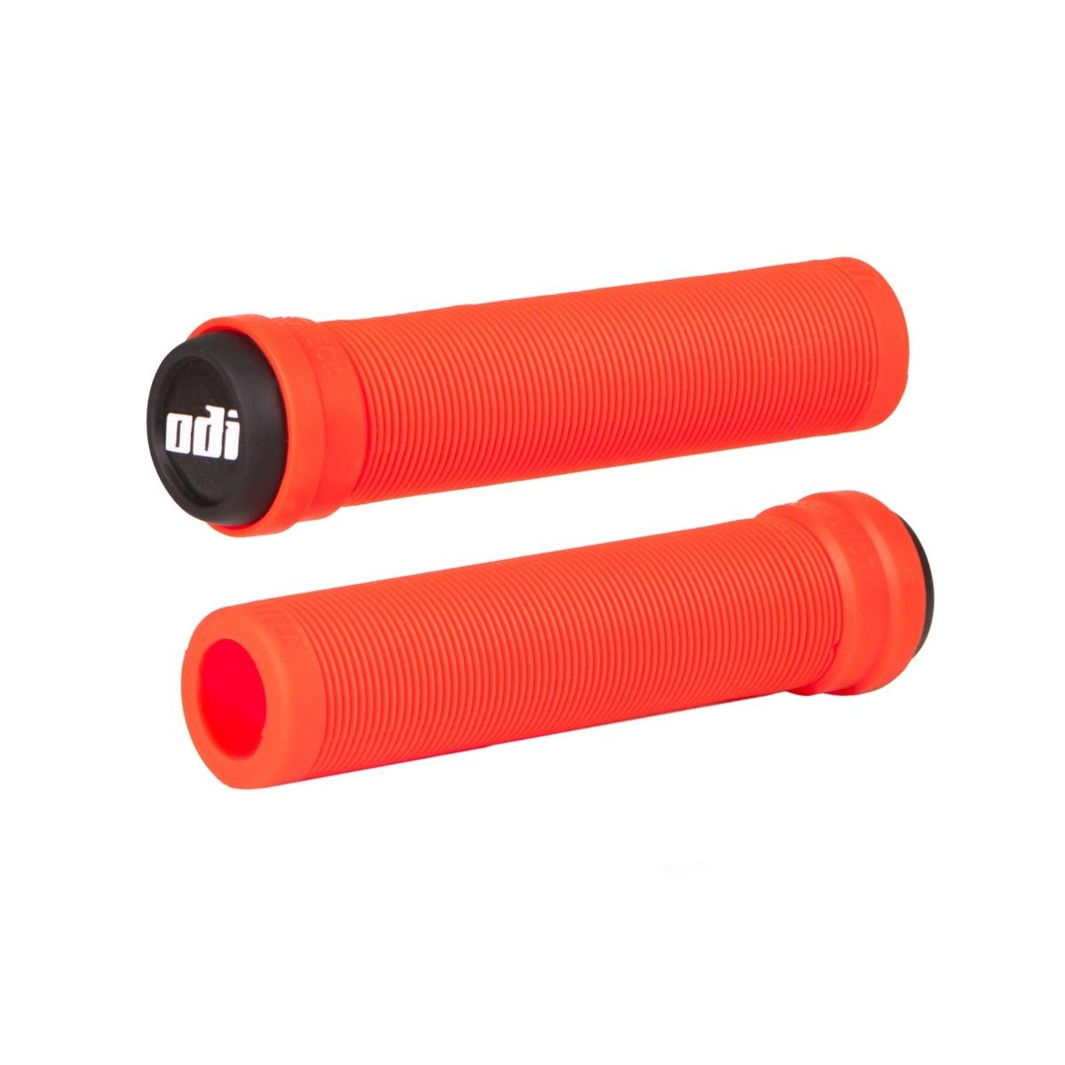 Gripy ODI Longneck Soft FL Fire Red