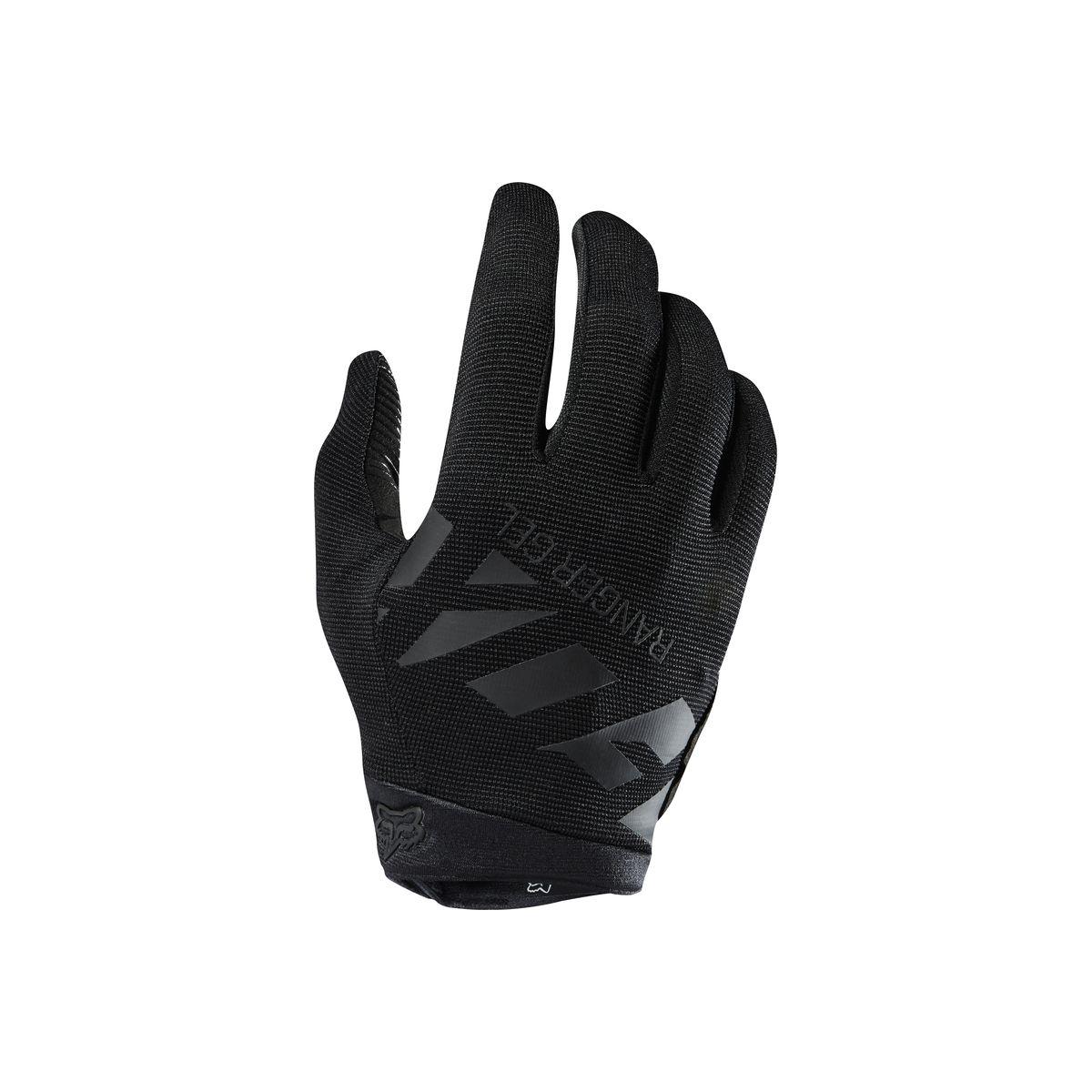 Rękawiczki Fox Ranger Gel Black / Black