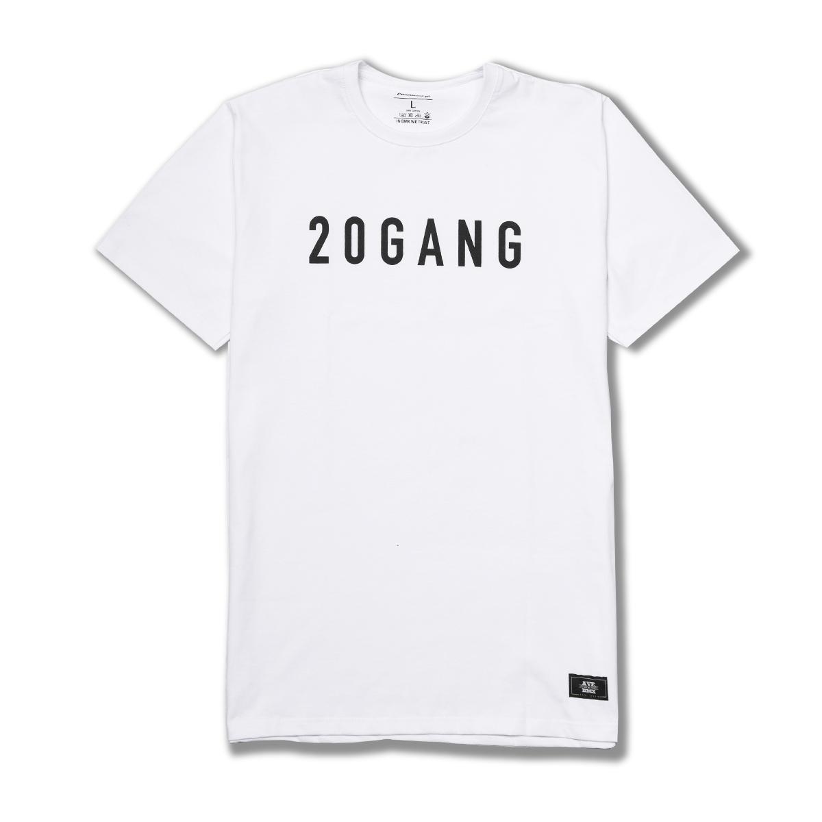 Koszulka Ave Bmx 20GANG White