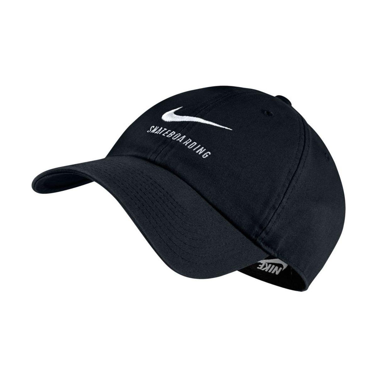 Czapka Nike SB H86 Black / Black / White