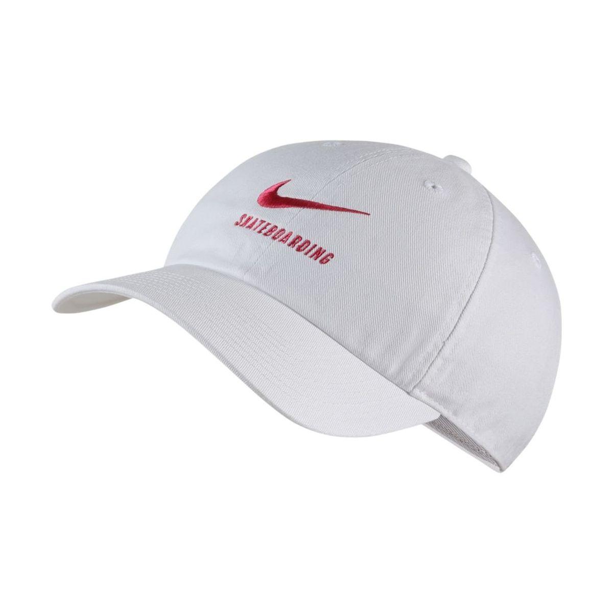 Czapka Nike SB H86 White / Ruch Pink