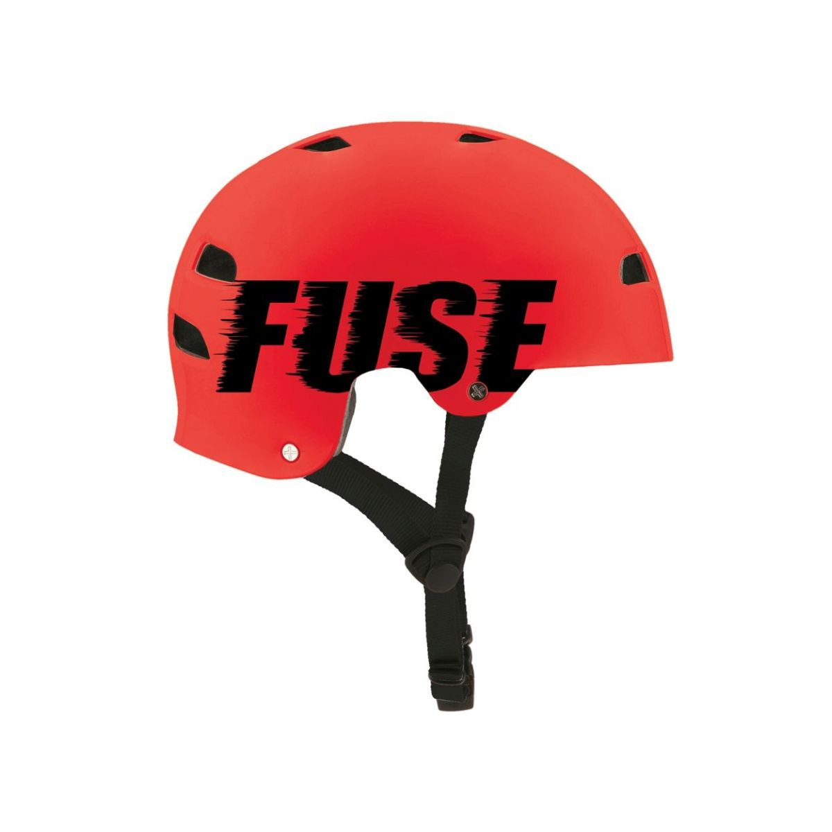 Kask Fuse Alpha Icon Matt Red