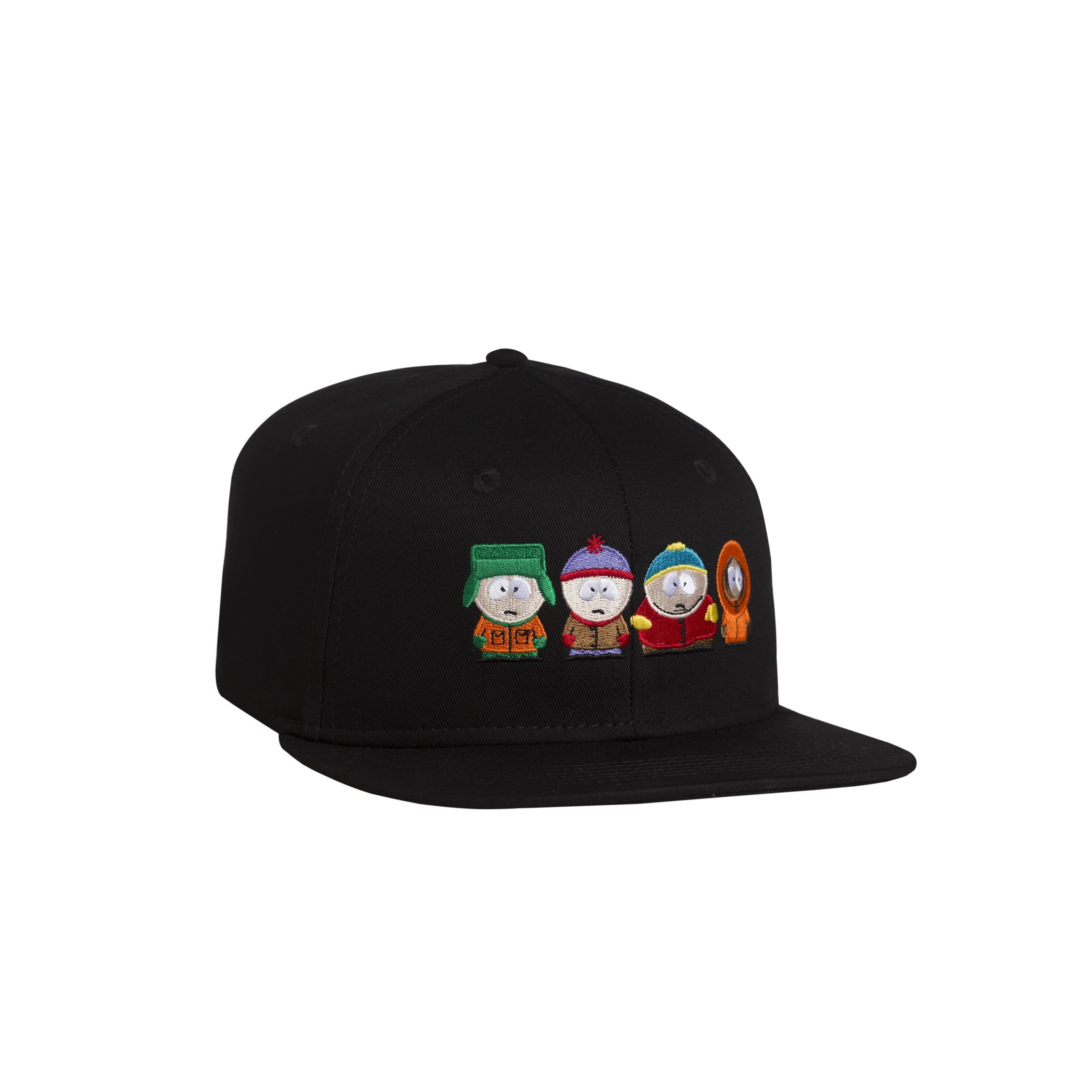 Czapka HUF x South Park Kids Strapback Black