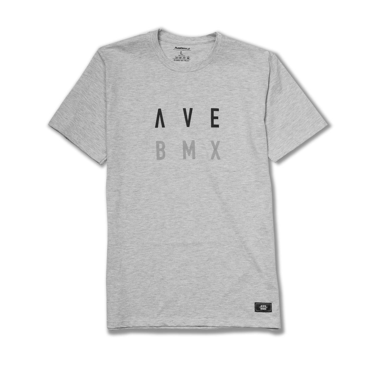 Koszulka Ave Bmx ALIEN Grey