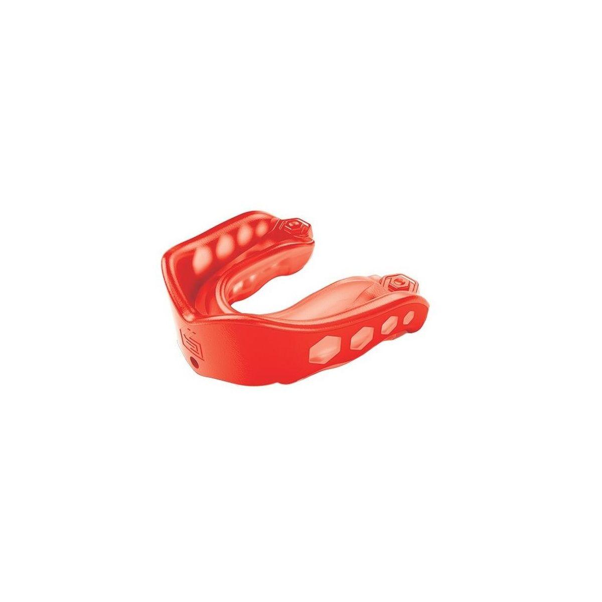 Ochraniacz na zęby Shock Doctor 6143 Gel Max Red