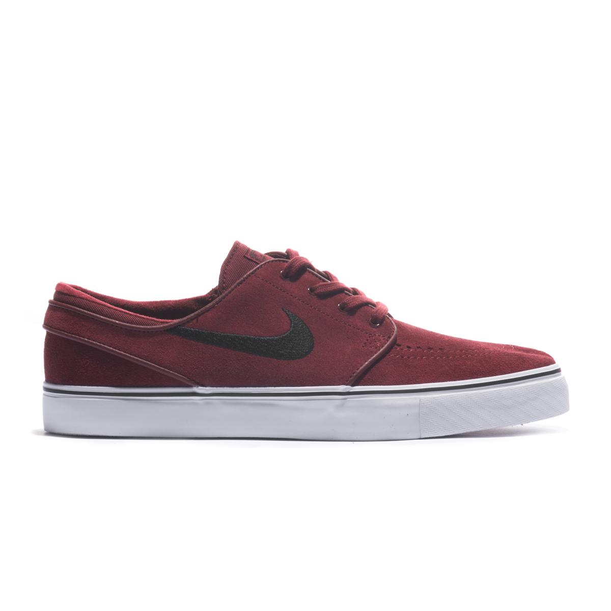 49791258014d Buty Nike SB Zoom Stefan Janoski Dark Team Red   Black   Sklep ...