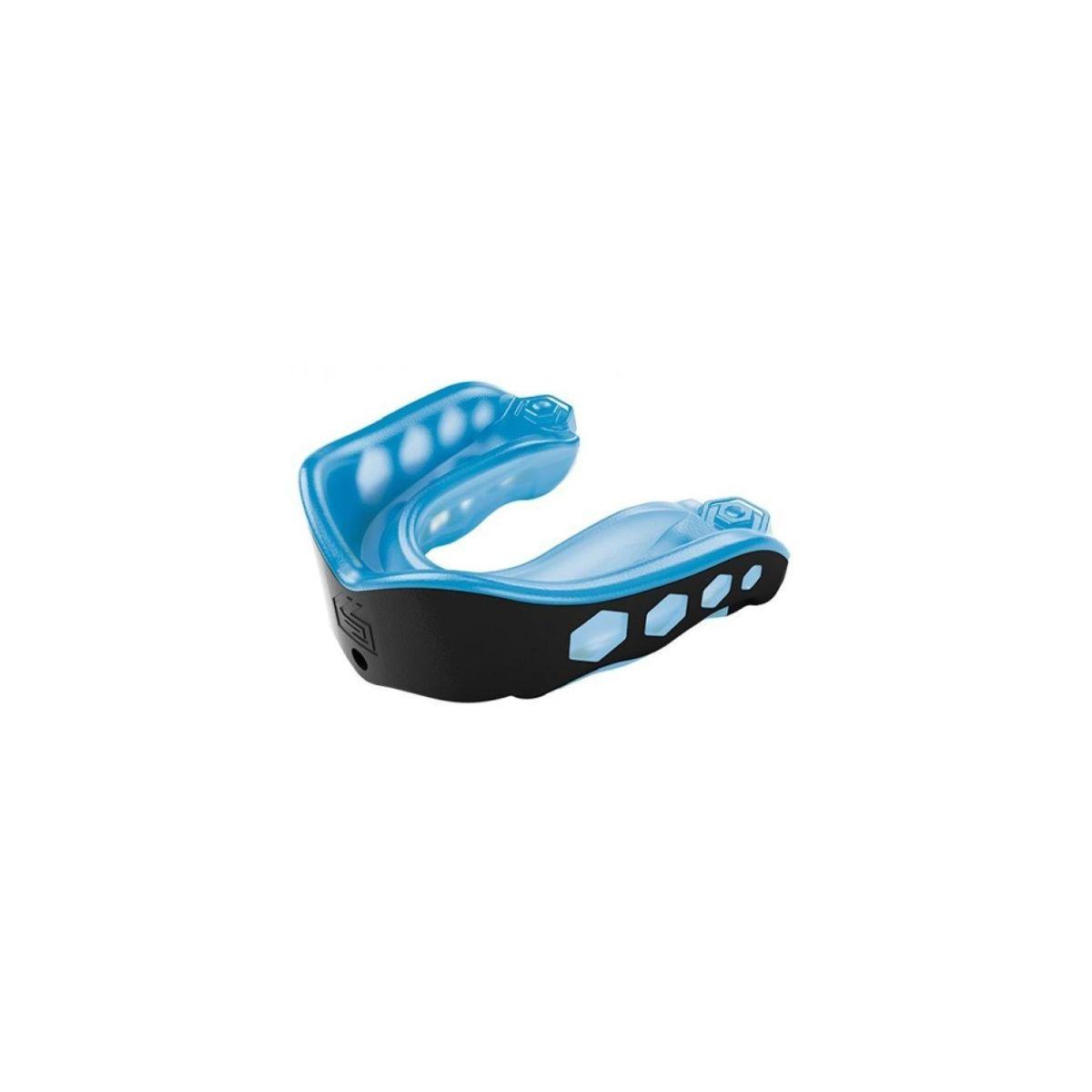 Ochraniacz na zęby Shock Doctor 6103 Gel Max Black / Blue