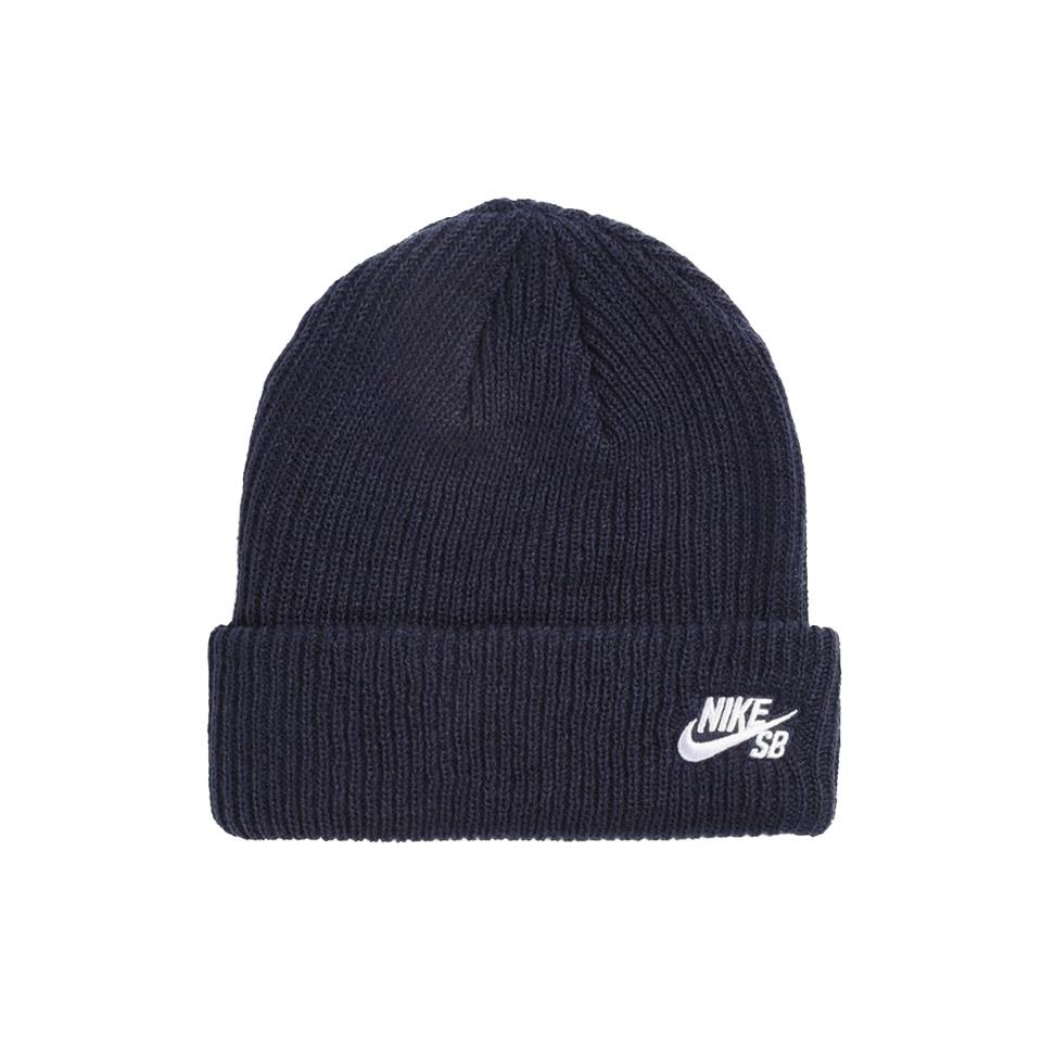 Czapka Nike SB Fisherman Obsidian / White