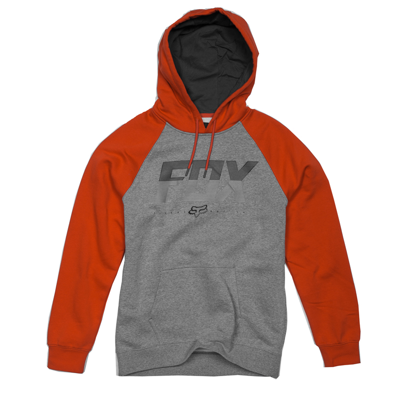 Bluza Fox Katch Hoodie Heather Graphite
