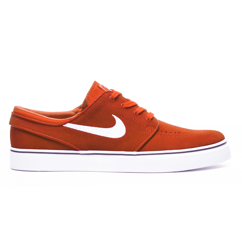 Buty Nike SB Zoom Stefan Janoski Orange / White-Black