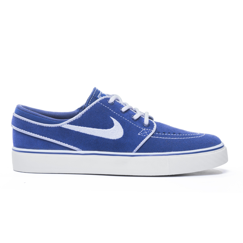 Buty Nike SB Stefan Janoski (GS) Binary Blue / Wolf Grey - White