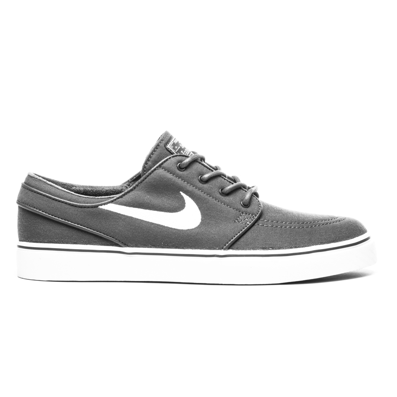 Buty Nike SB Zoom Stefan Janoski Canvas Dark Grey / White