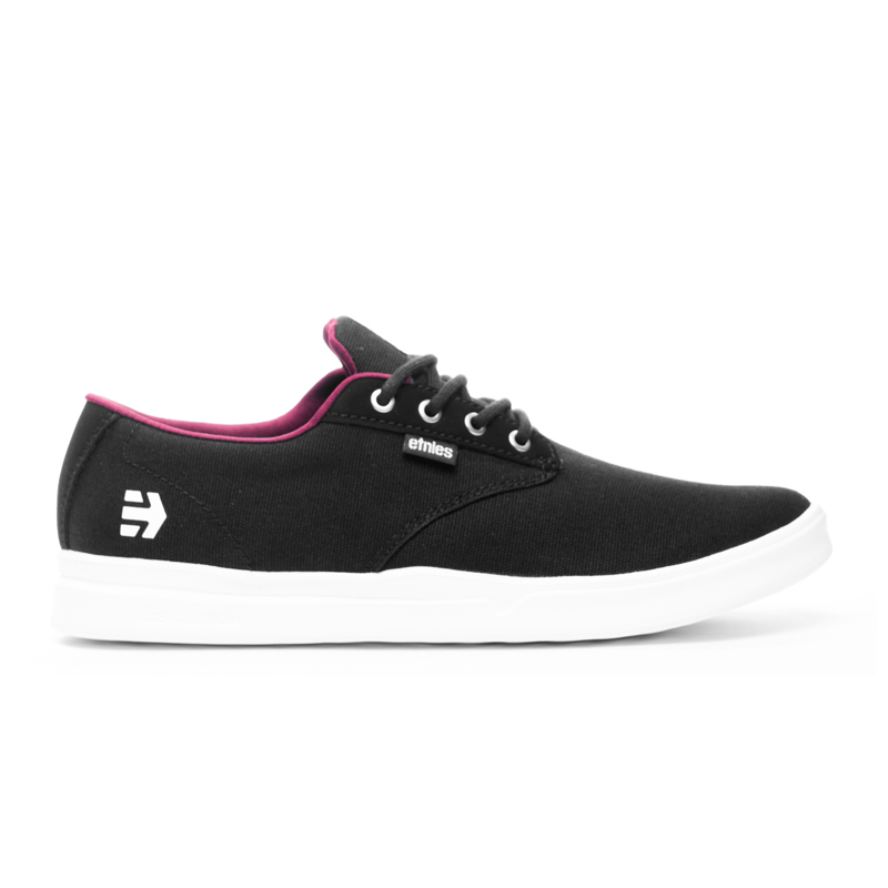 Buty Etnies Jameson SC Black / White / Burgundy (Chase Hawk Signature)