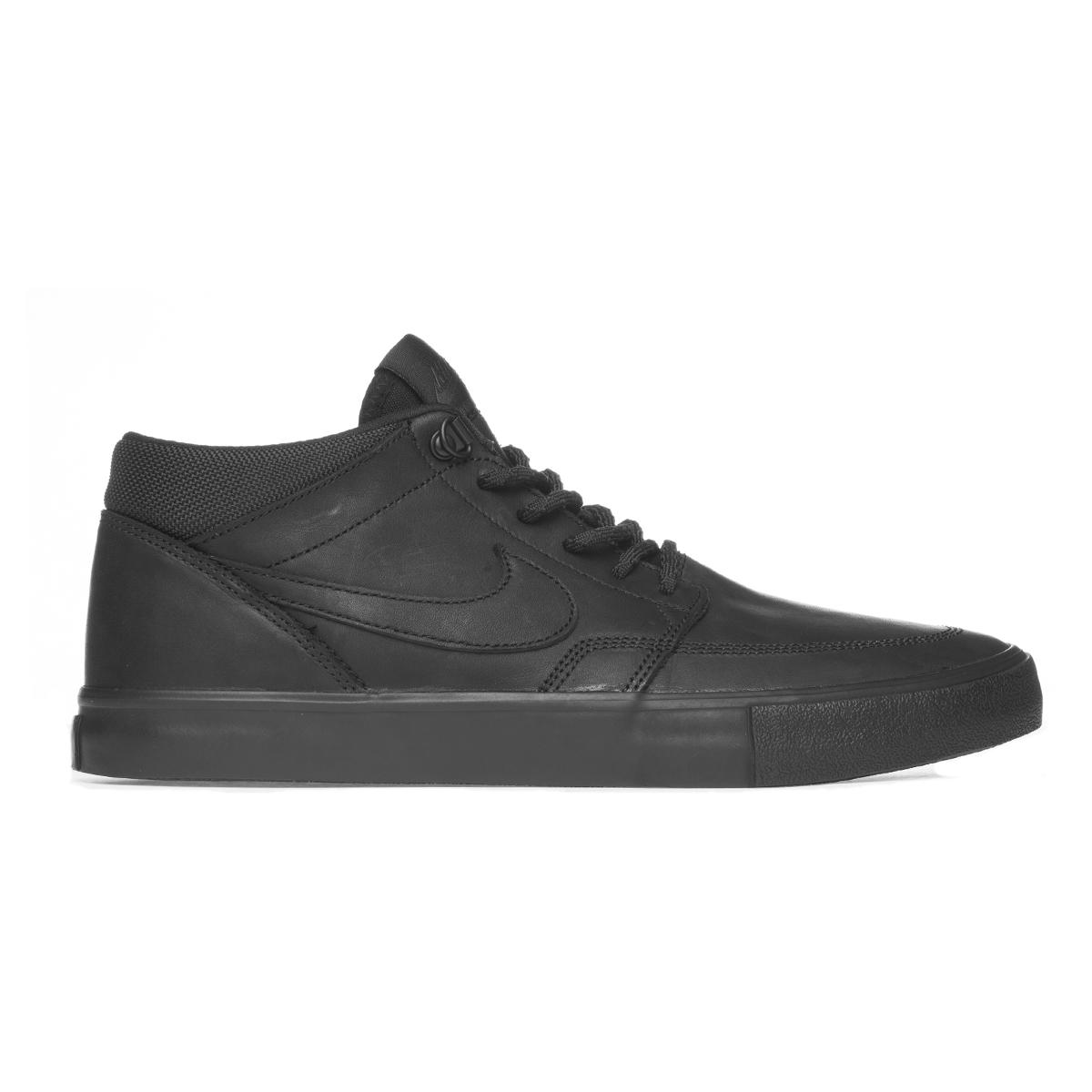 Buty Nike SB Portmore II Mid Black / Black-Anthracite