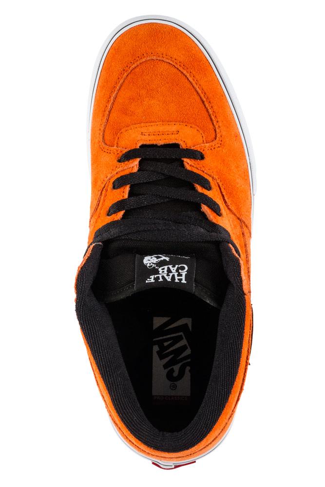 09e8428b6e Buty Vans Half Cab PRO Spice Orange   Sklep AveBmx - rowery