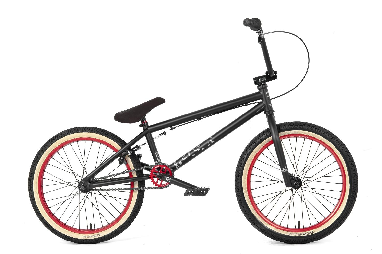 a05d3ae420528 Rower WTP Reason 2012 Black / Red : Sklep AveBmx - rowery, części i ...