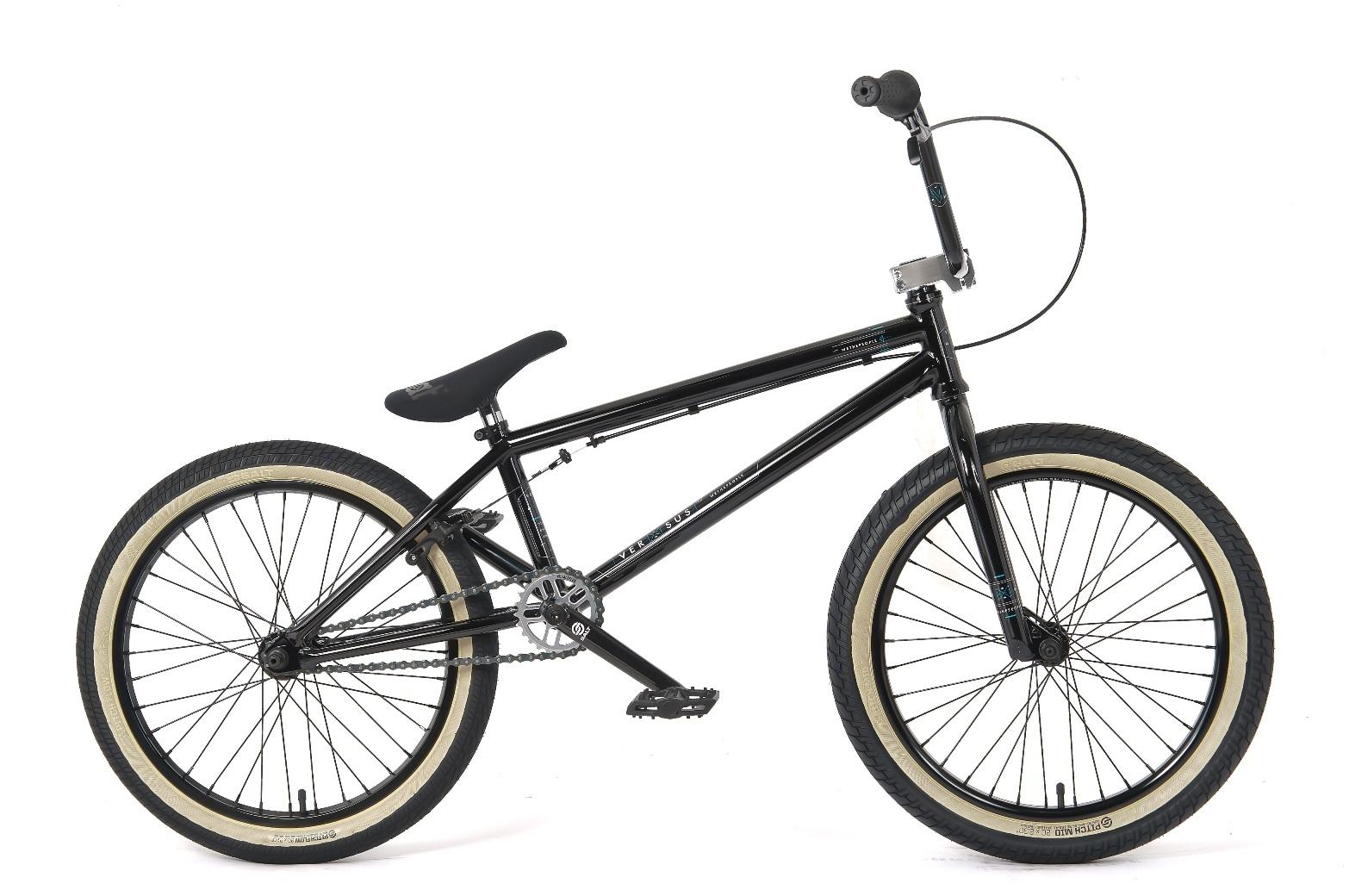 2defe699a5c1b Rower WTP Versus 2012 Black : Sklep AveBmx - rowery, części i ...