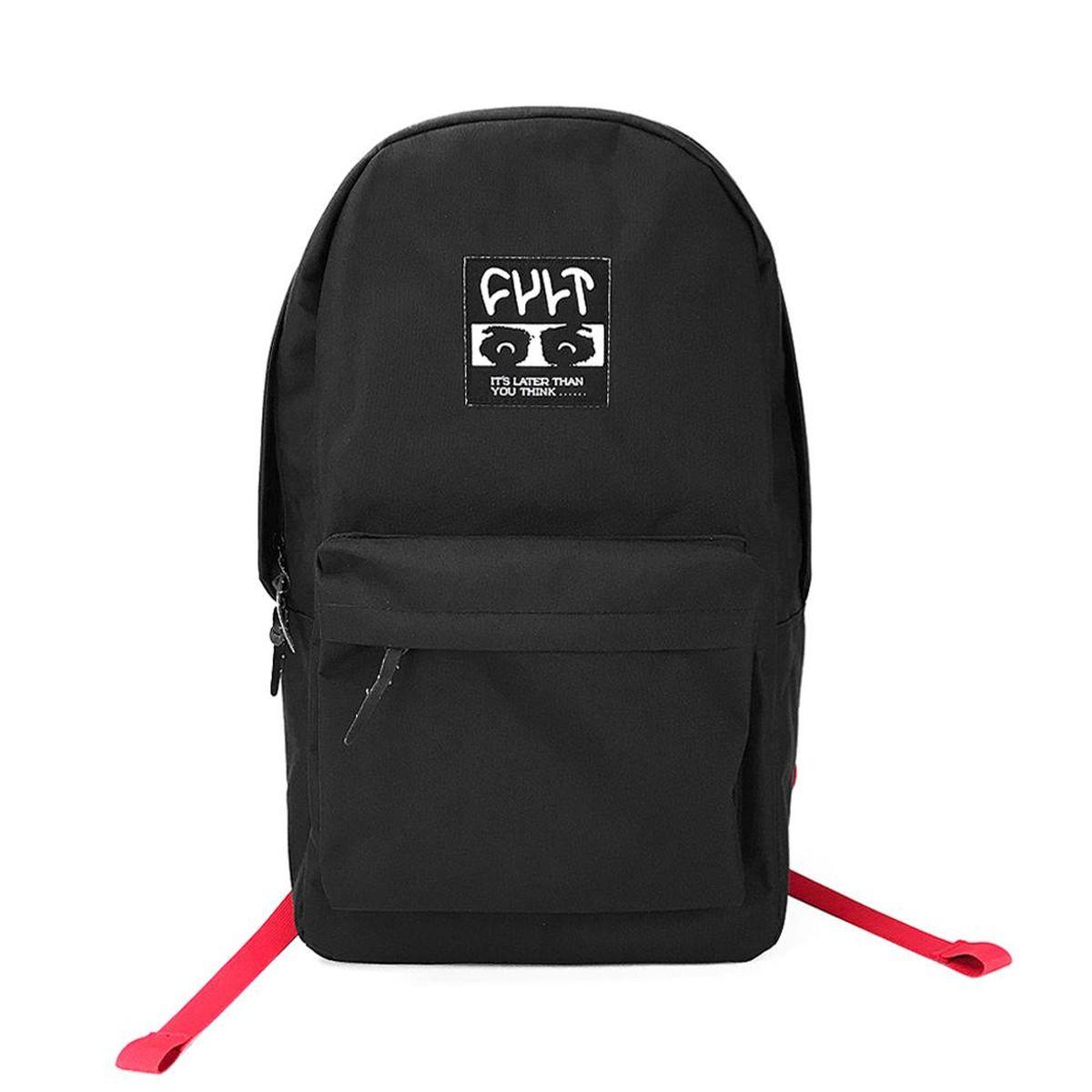 Plecak Cult Madness Bag Black