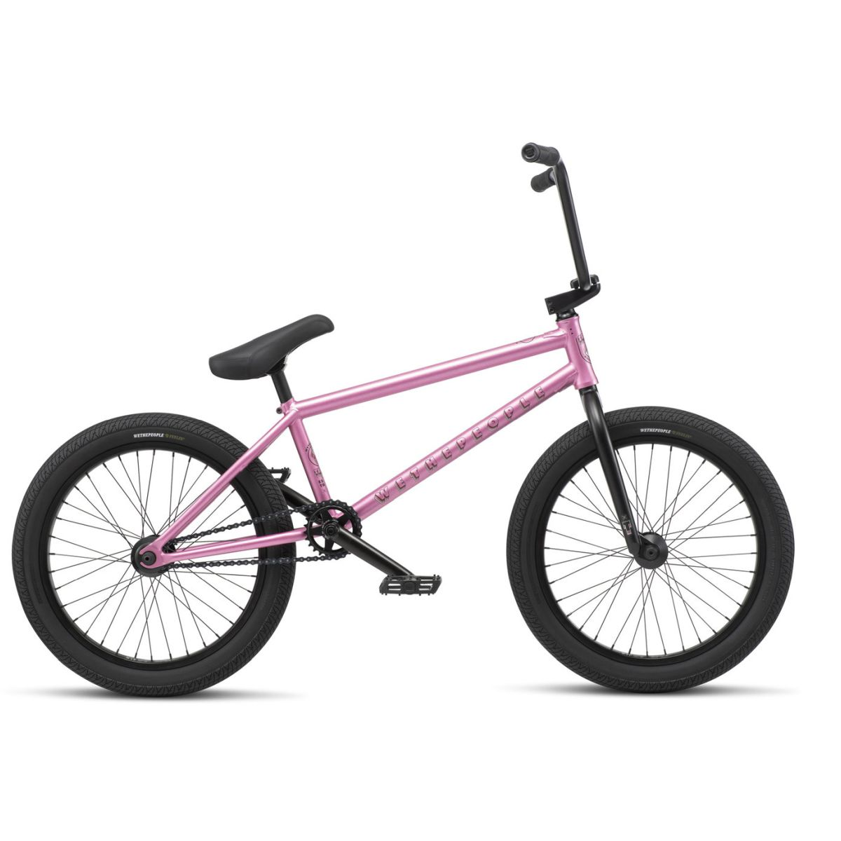 Rower BMX WTP Trust 9 Rose Gold Freecoaster