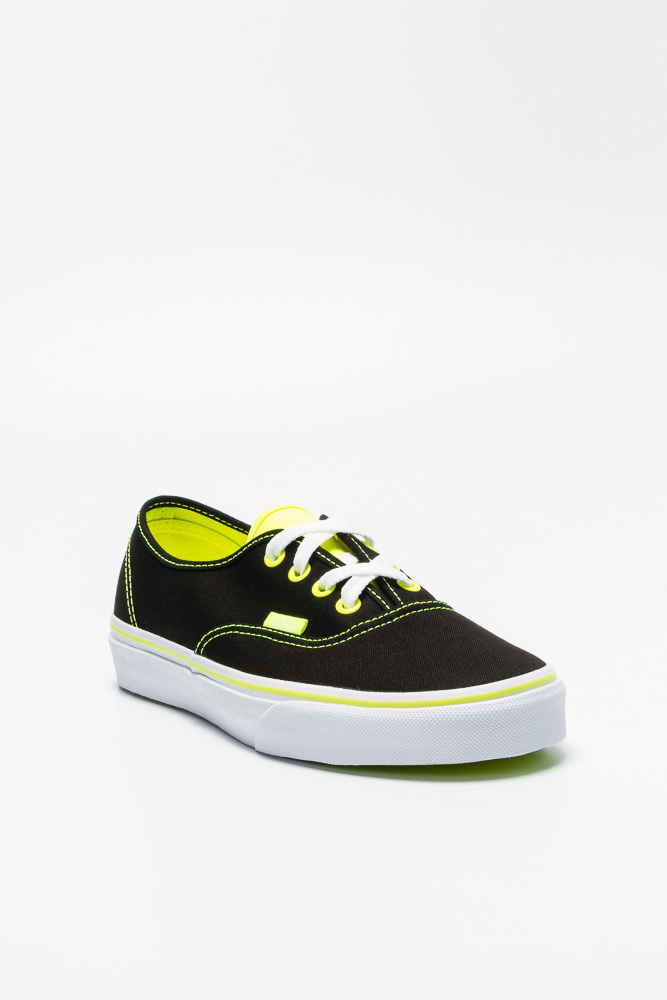 Buty Vans Authentic Neon Pop Black Neon Yellow