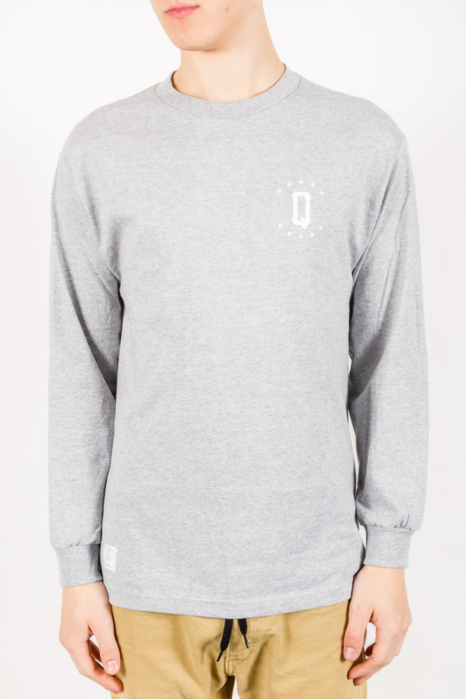 Longsleeve Quintin Duarty Heather