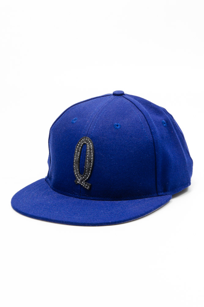 Czapka Quintin Stay Classy Fitted Royal