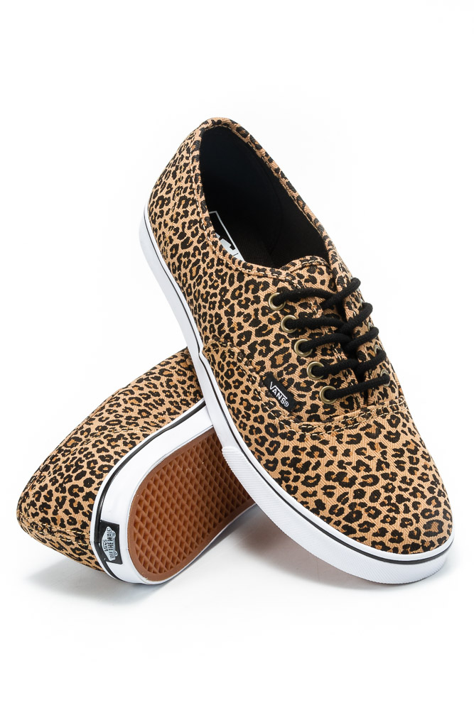 Buty Vans Authentic LO PRO (Leopard) Herringbone