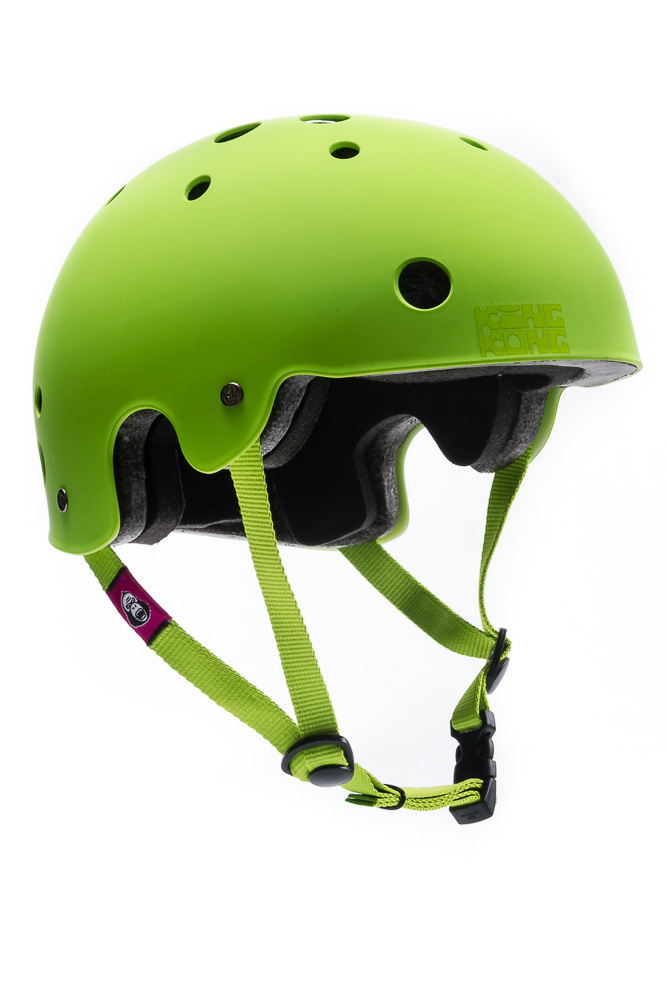 Kask King Kong 2014 Limegreen