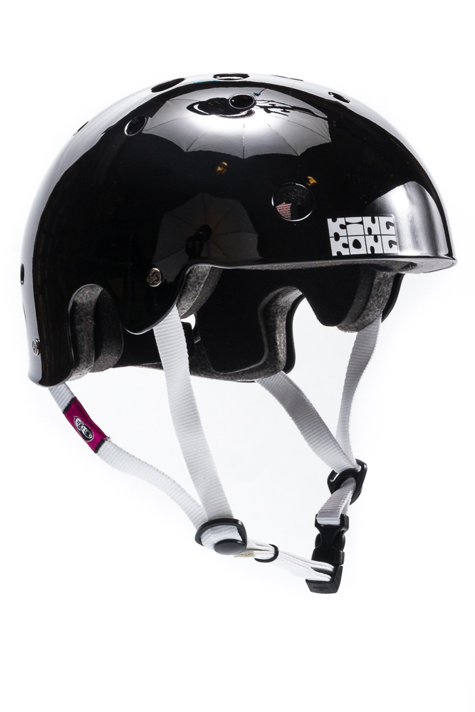 Kask King Kong 2014 Shiny Black